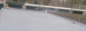 Dakbedekking in Bergen op Zoom